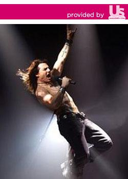 FIRST LOOK: See Tom Cruise's Rock of Ages Transformation