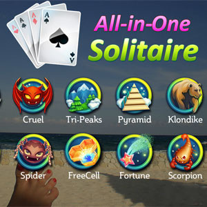 yahoo free solitaire games to play