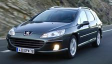 2008 Peugeot 407 SW