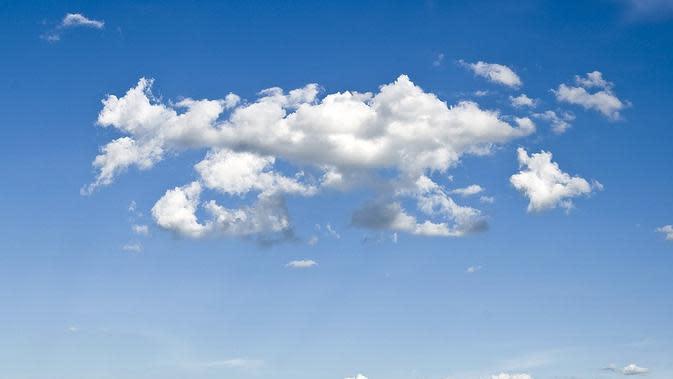 Ilustrasi awan. (Sumber: Pixabay)
