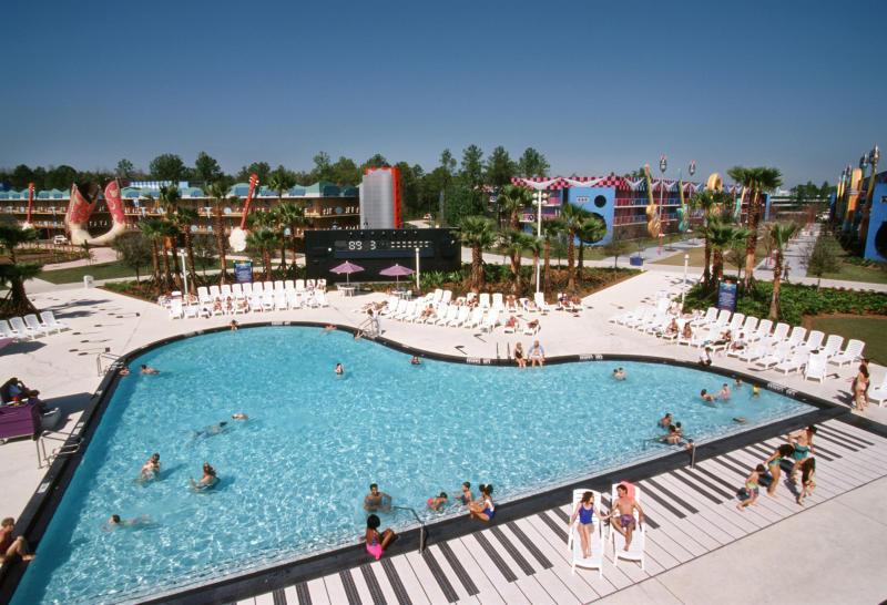 Disney's All-Star Music Resort. [Photo: Disney]