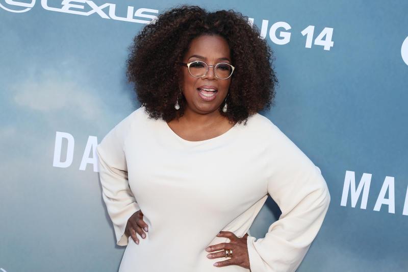 Oprah Winfrey functions on 5.5 hours sleep per night.