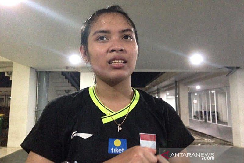 Gregoria akui kecewa kalah di laga awal Indonesia Masters