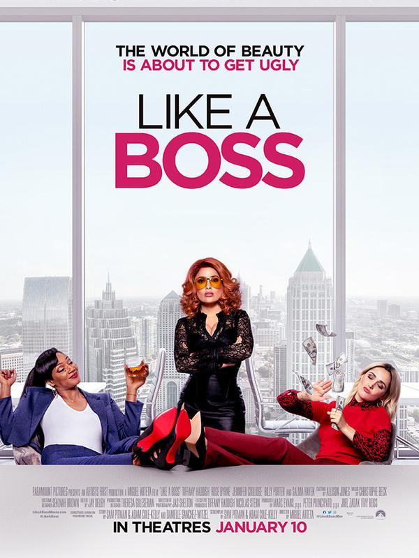 Poster film Like A Boss. (Foto: Dok. IMDb/ Paramount Pictures)