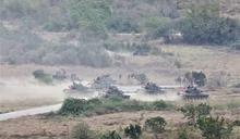 三軍聯訓測考登場 陸戰66旅精實聯戰攻擊