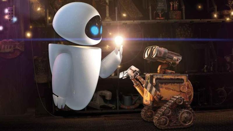 'Wall-E'. (Credit: Pixar)