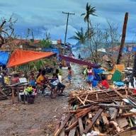 -菲律賓天鵝颱風災後急難救助