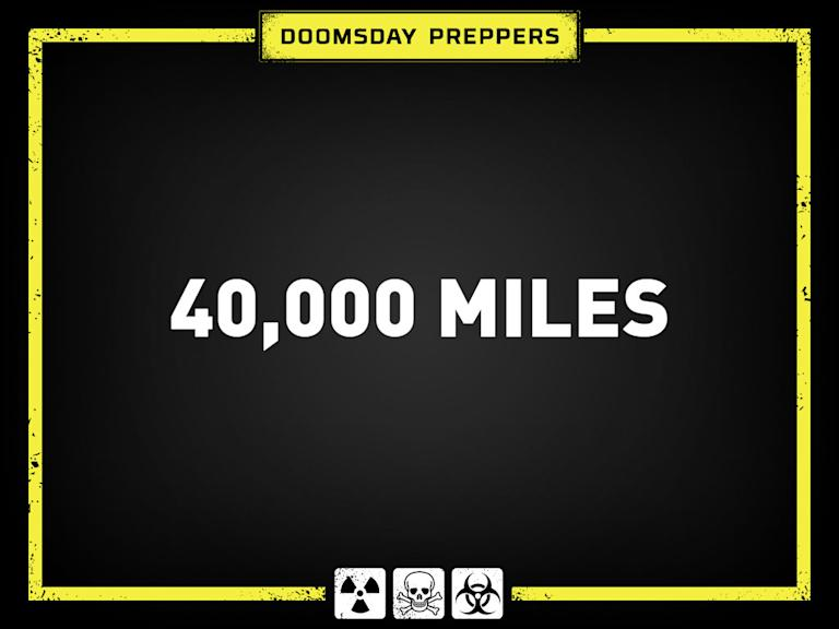 Answer 10: 40,000 miles