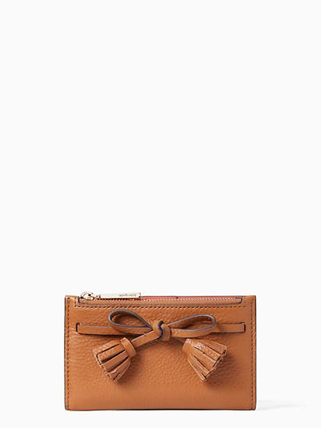 Hayes Small Wallet (Photo via Kate Spade)