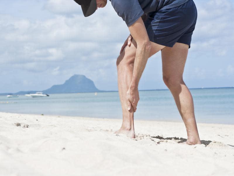 一般行走 阿基里斯腱承受體重的3.9倍重