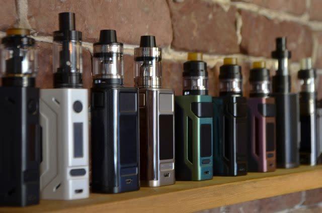 'No doubt' e-cigarettes harmful: WHO