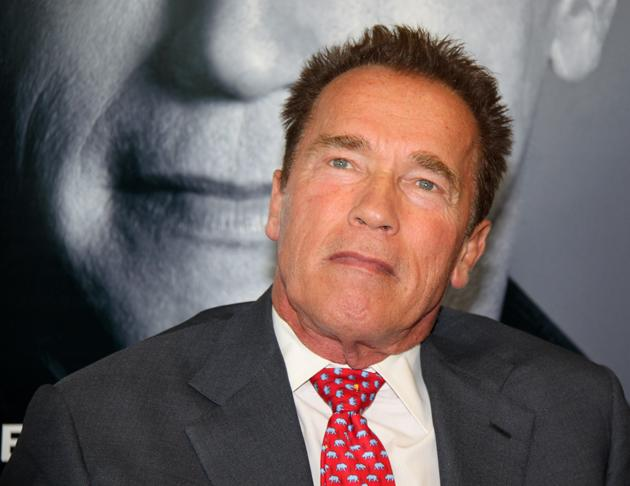 Schwarzenegger: Guns in films are 'entertainment'