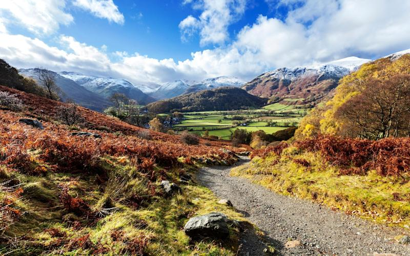 The Lake District, Cumbria, is one of Britain's best-loved holiday destinations - Getty