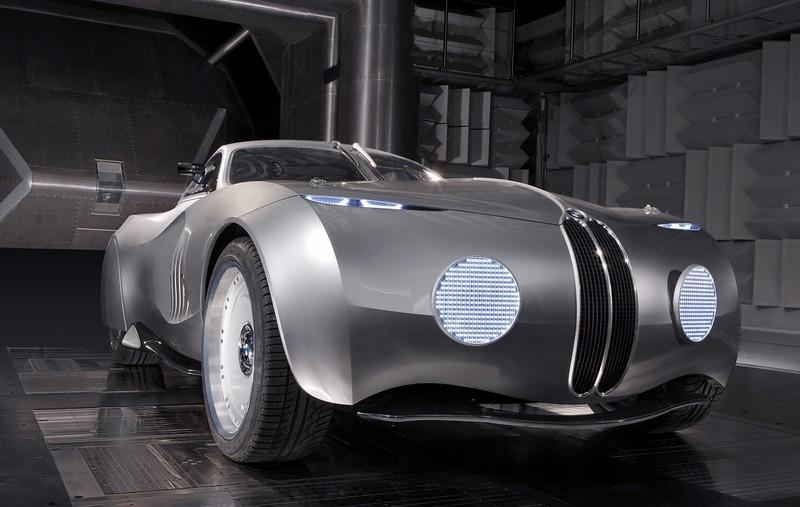 May 10: BMW's Concept Coupé debuted at the Mille Miglia on this date in 2006