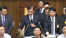強渡關山 立院三讀前瞻第一期預算小刪18.5億