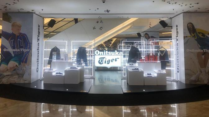 Soft opening store Onitsuka Tiger di Plaza Indonesia. Sumber foto: Document/Onitsuka Tiger.