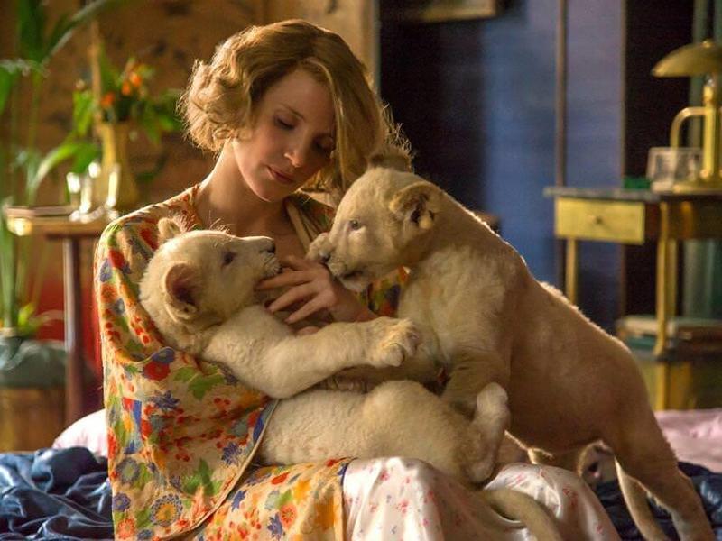 《園長夫人:動物園的奇蹟》