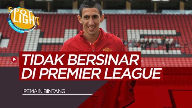 VIDEO: 5 Pemain Bintang yang Tidak Bersinar di Premier League