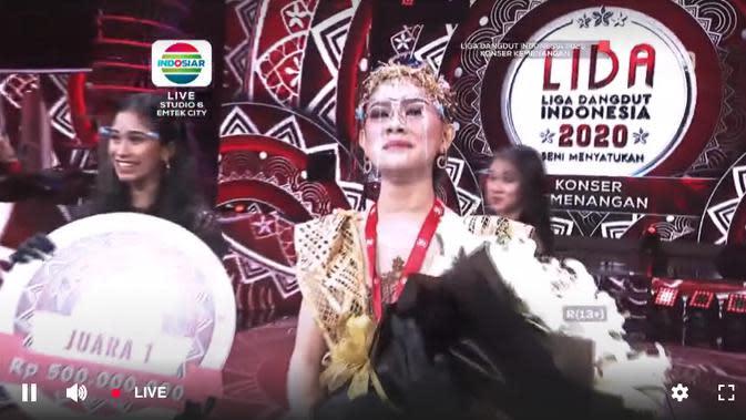Meli-Jawa Barat berhasil meraih Juara 1 LIDA 2020
