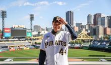 MLB/加盟海盜圓旅外夢 陳柏毓:爸爸給我力量