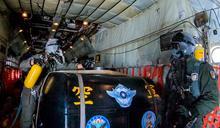 空軍第6聯隊空中人工增雨 配合鋒面緩解旱象