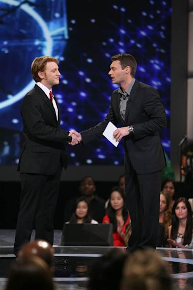 Colton Berry is eliminated from the 7th season of American Idol.