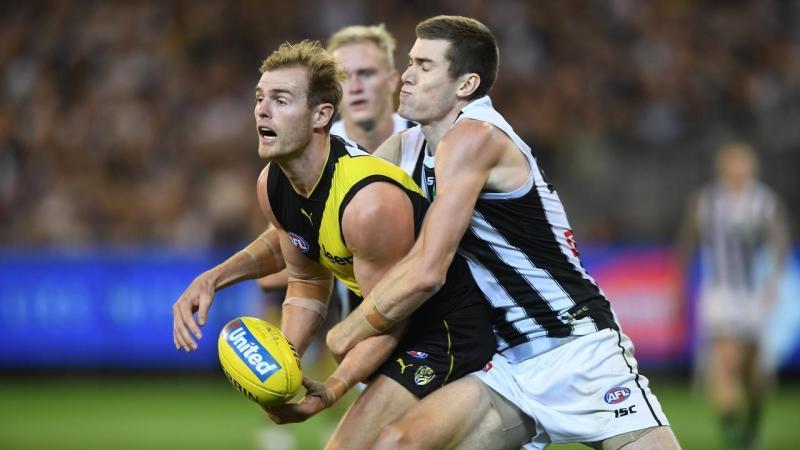 Richmond won't change plans for AFL finals