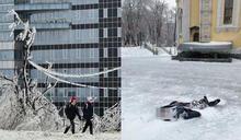 冰風暴襲擊俄羅斯!「酒鬼摔跤」凍死酷寒街頭 封印冰墓之中
