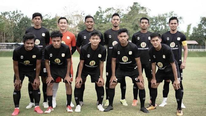 Pelatih Djadjang Nurdjaman mengaku sudah memiliki kerangka pemain inti Barito Putera usai meraih kemenangan 5-1 pada laga uji coba. (Instagram/@psbaritoputeraofficial)