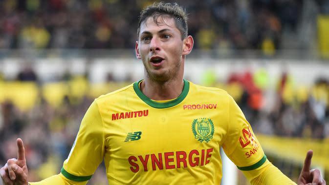 2. Emiliano Sala (Nantes) - 11 gol (AFP/Jean Francois Monier)