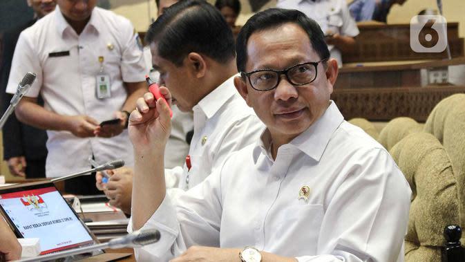 Mendagri Optimistis Pilkada 2020 Dapat Digelar di Jawa Timur Saat Pandemi COVID-19