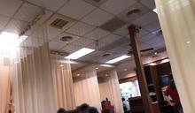 餐廳座位簾子隔開 網爆笑:以為醫院