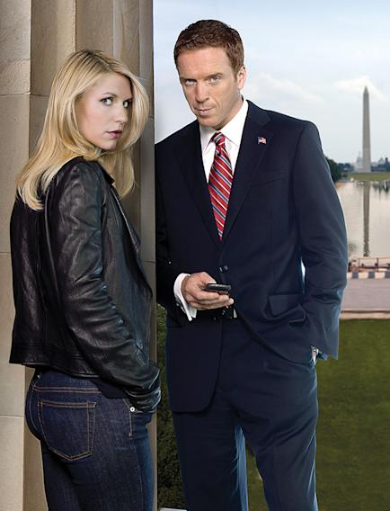 "Best TV Shows of the Year: ""Homeland"""