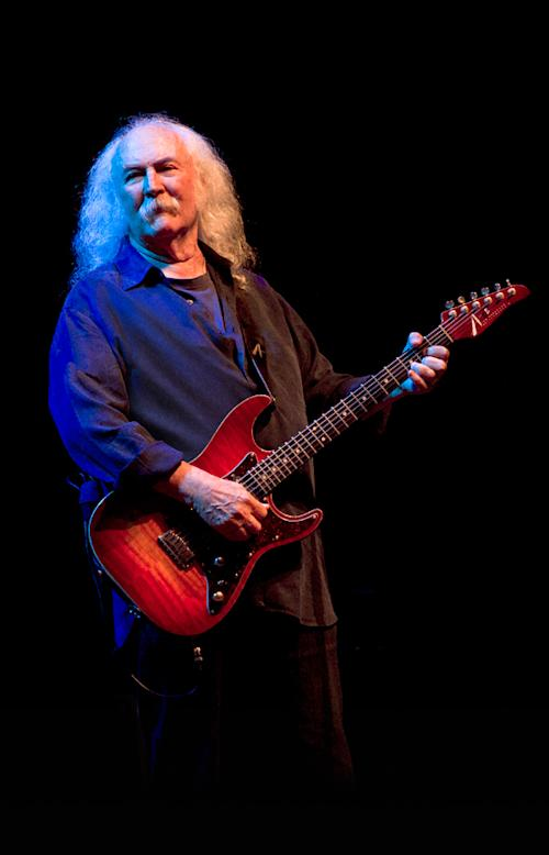 David Crosby Reveals Details on Solo Tour and CSNY 1974 Live Package