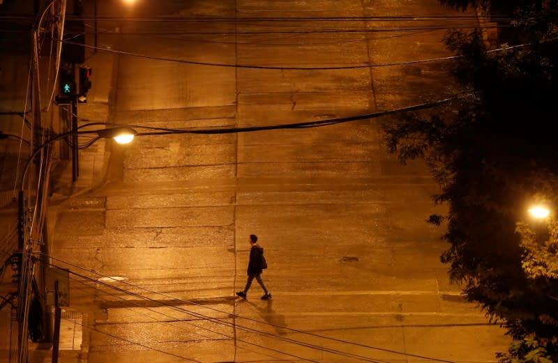 Chile announces nationwide nightly curfew, coronavirus cases hit 632