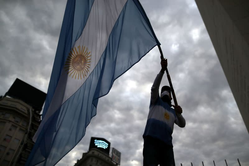 Uruguay, Paraguay, Argentina get best marks in Latin America for pandemic response - poll