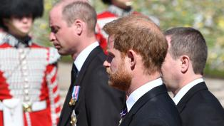 Prince Philip funeral: Stripped back and subdued, just as the Duke would have wished - latest news