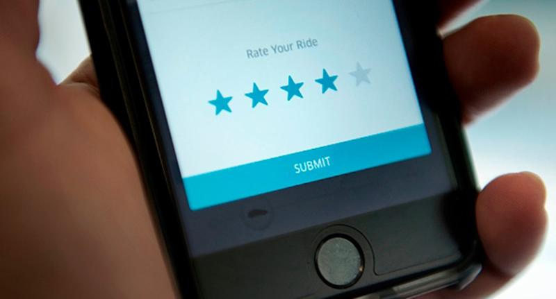 One of the easiest ways to boost your rating is to mind your manners and exchange basic pleasantries with your Uber driver, it comes as debate rages about Uber driver pay rates