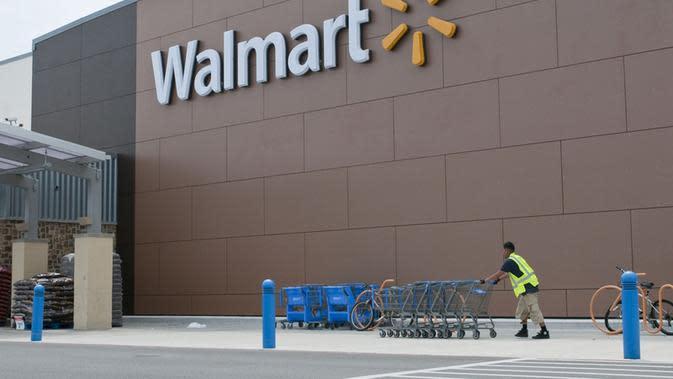 Walmart Texas. (Texas Tribune)