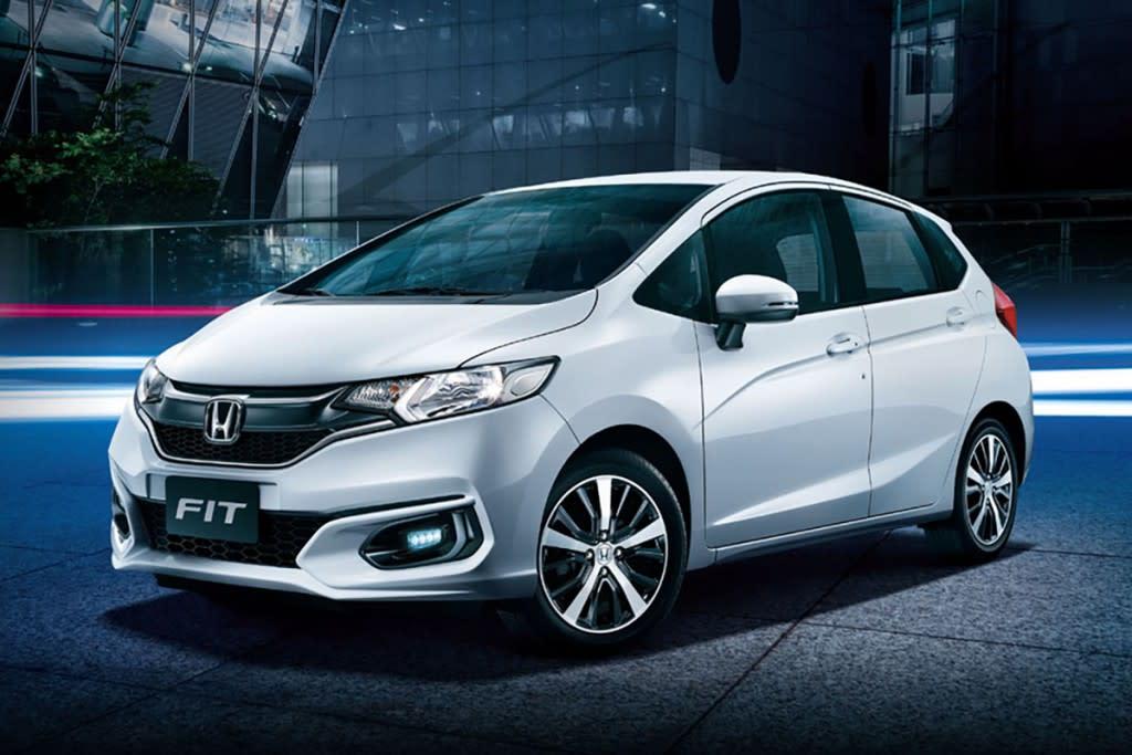 新增光感應大燈、LED 日行燈標配,2020 年式樣 Honda FIT 上漲一萬販售!