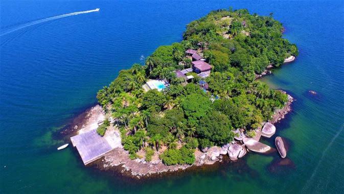 Melihat Pulau Sebaru Kecil, Tempat Observasi WNI dari Virus Corona
