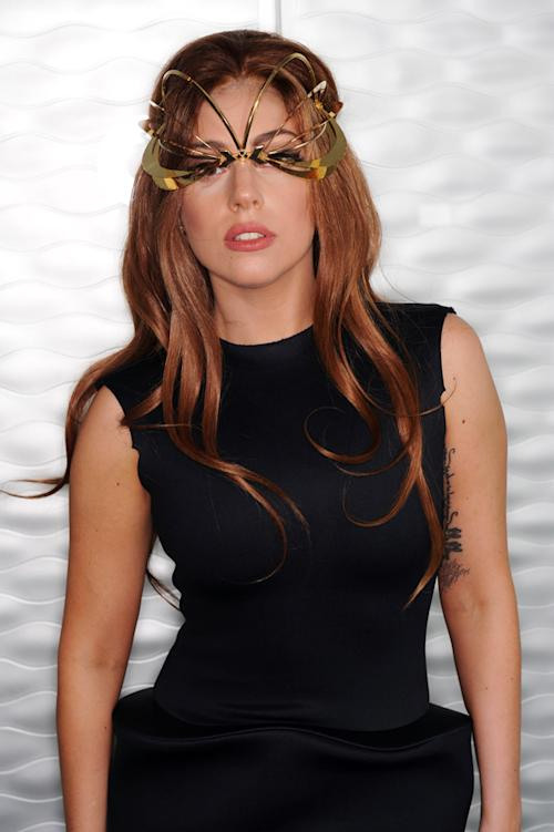Lady Gaga Tops Forbes' List of Most Powerful Musicians