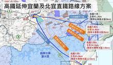 【Yahoo論壇/王傑】北宜高鐵取代直鐵,真能解決台鐵問題?
