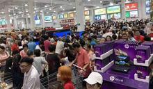 【Yahoo論壇/胡不歸】不甩貿易戰?Costco搶灘上海 推倒川普高牆
