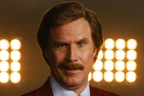 'Anchorman' Ron Burgundy Returning to 'Conan'