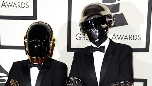 Daft Punk Tops the Album Chart for Second Consecutive Week