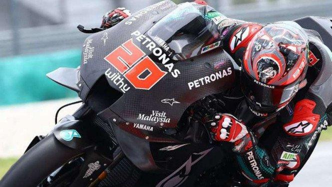 Fabio Quartararo Beberkan Penyebab Gagal Naik Podium di MotoGP Aragon