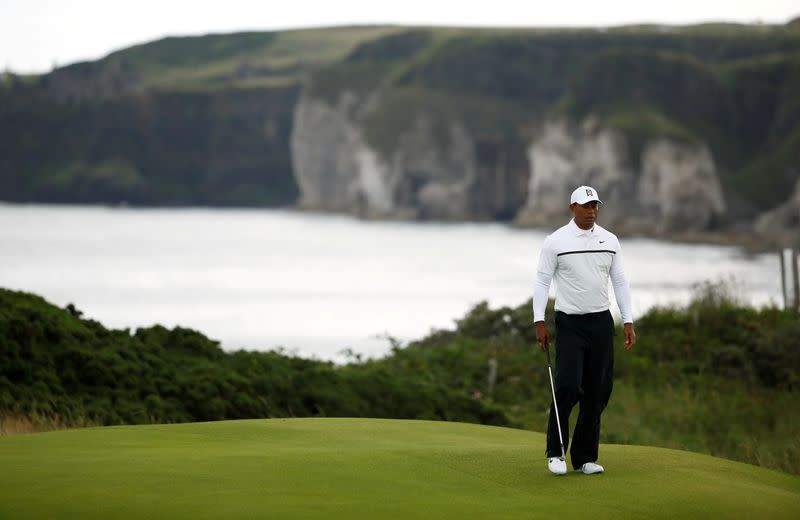 Woods resumes chase for 83rd PGA Tour win