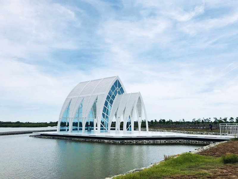 水晶教堂:關島婚禮教堂