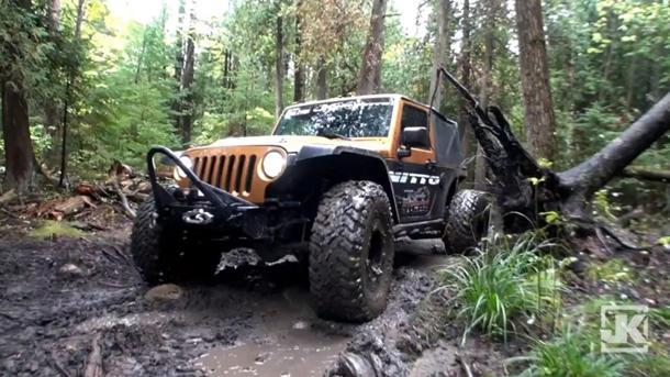 Jeep forum auctions tricked-out Wrangler to benefit cancer victim's family